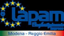 Logo lapam Reggio Modena